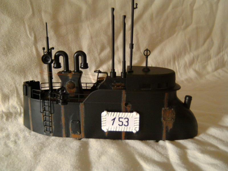 Japanisches U-Boot I-53 & Kaitens Maßstab 1 : 72 von Lindberg - Seite 2 Pict4110