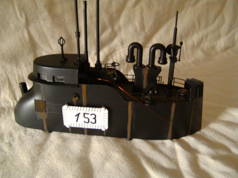 Japanisches U-Boot I-53 & Kaitens Maßstab 1 : 72 von Lindberg - Seite 2 Pict4111