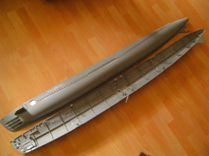 Japanisches U-Boot I-53 & Kaitens Maßstab 1 : 72 von Lindberg - Seite 2 Pict4113