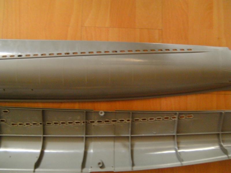 Japanisches U-Boot I-53 & Kaitens Maßstab 1 : 72 von Lindberg - Seite 2 Pict4116