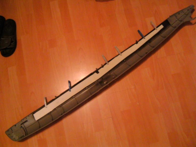 Japanisches U-Boot I-53 & Kaitens Maßstab 1 : 72 von Lindberg - Seite 2 Pict4211