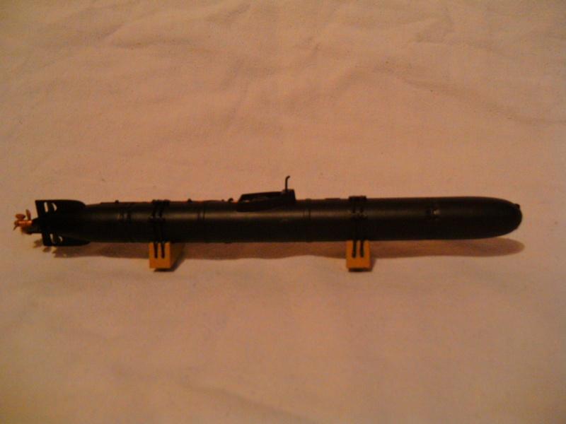Japanisches U-Boot I-53 & Kaitens Maßstab 1 : 72 von Lindberg - Seite 2 Pict4219
