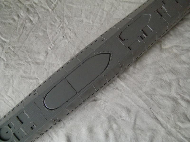Japanisches U-Boot I-53 & Kaitens Maßstab 1 : 72 von Lindberg - Seite 3 Pict4224