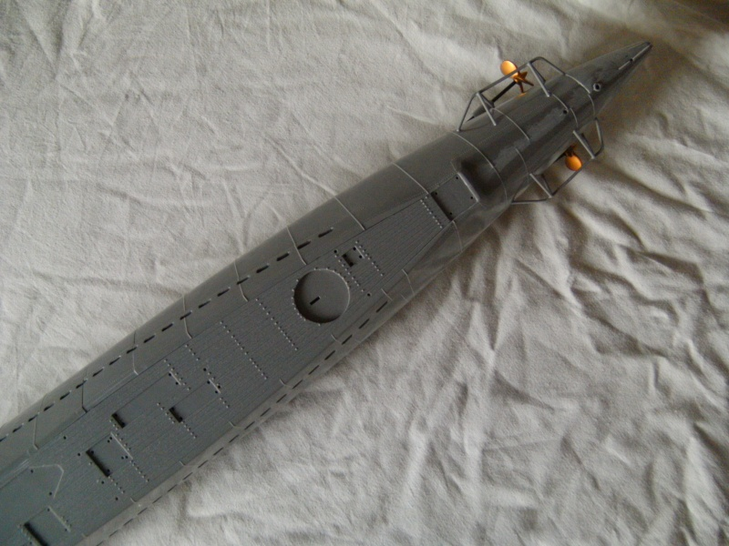 Japanisches U-Boot I-53 & Kaitens Maßstab 1 : 72 von Lindberg - Seite 3 Pict4225