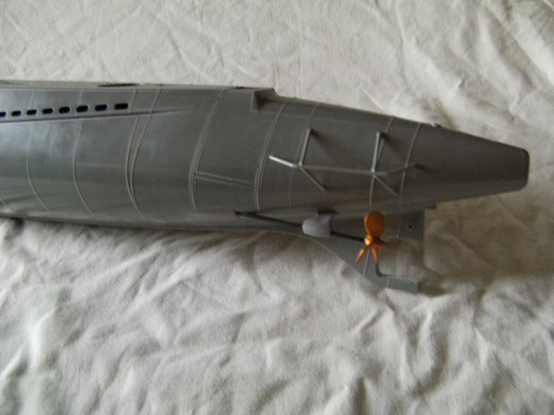 Japanisches U-Boot I-53 & Kaitens Maßstab 1 : 72 von Lindberg - Seite 3 Pict4226