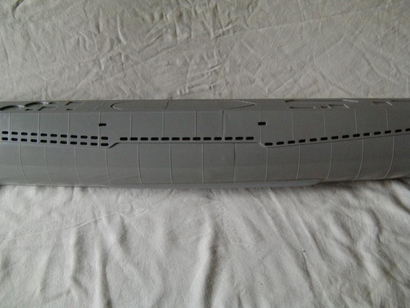 Japanisches U-Boot I-53 & Kaitens Maßstab 1 : 72 von Lindberg - Seite 3 Pict4227