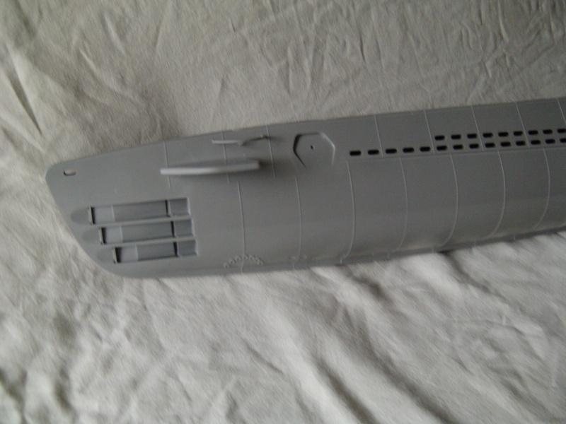 Japanisches U-Boot I-53 & Kaitens Maßstab 1 : 72 von Lindberg - Seite 3 Pict4228