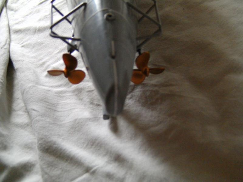 Japanisches U-Boot I-53 & Kaitens Maßstab 1 : 72 von Lindberg - Seite 3 Pict4230