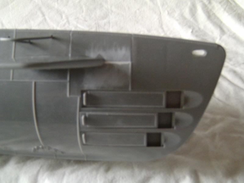 Japanisches U-Boot I-53 & Kaitens Maßstab 1 : 72 von Lindberg - Seite 3 Pict4232