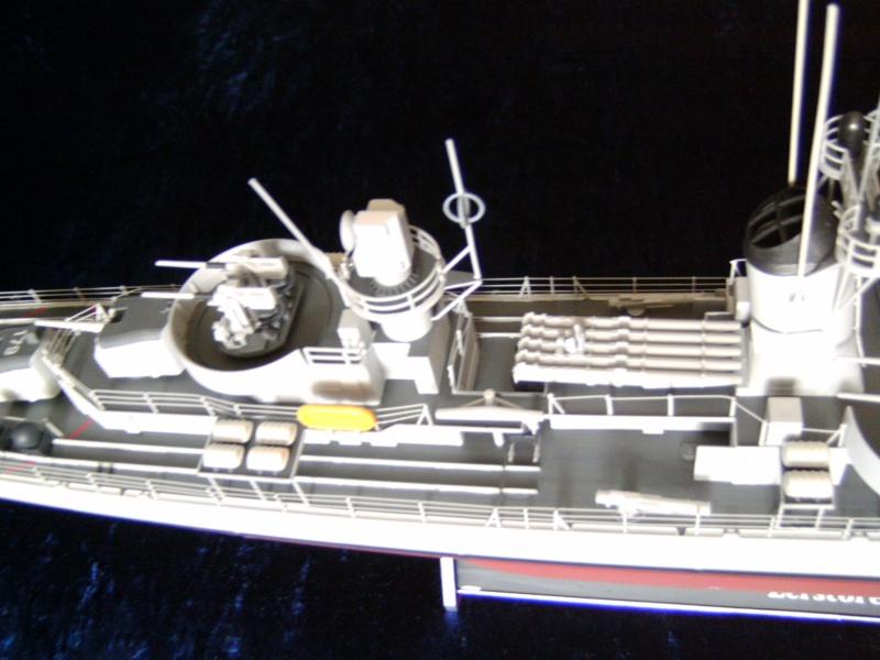 """Zerstörer 5"" D179 von Revell in 1 : 144 Pict4521"