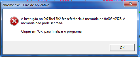 {Resolvido} Google Chrome travando 170
