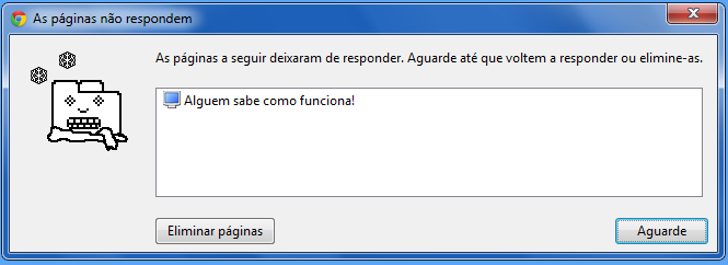 {Resolvido} Google Chrome travando 220