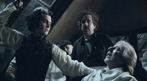 Sweeney Todd : The Demon Barber of Fleet Street - fiche du film Tumblr56