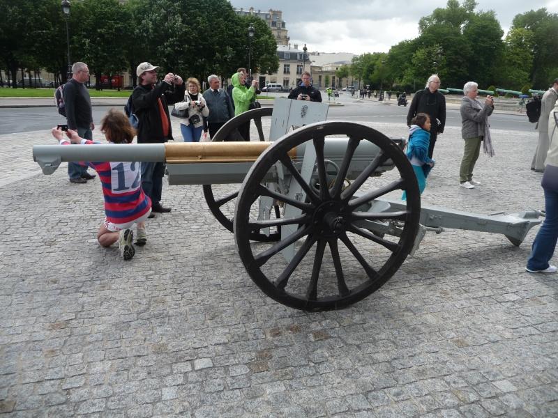 cérémonie d'investiture 15 mai 2012 le son du canon P1040519
