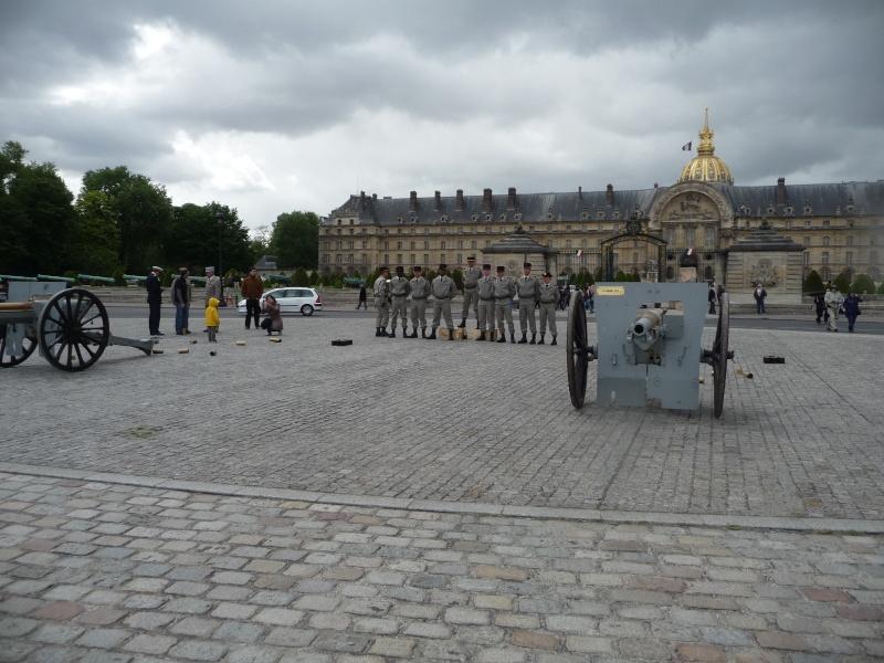 cérémonie d'investiture 15 mai 2012 le son du canon P1040521
