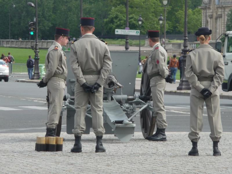 cérémonie d'investiture 15 mai 2012 le son du canon P1040525
