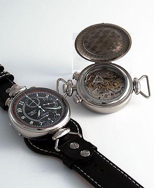 """Je suis interessé par une montre """"GAGA""""Milano A-back11"""