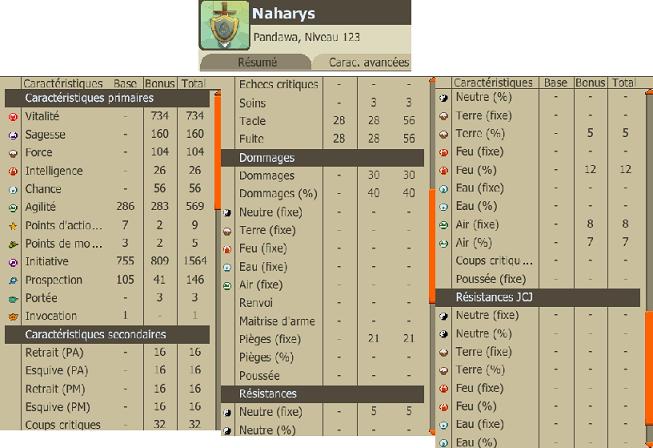 Naharys, Pandawa Air/Multi niveau 200 [le 18/08/2014] Dofus_14