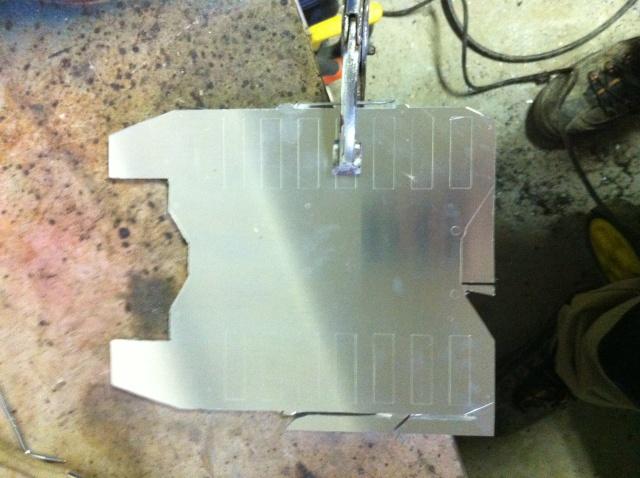 Revo de Tprice chassis alu Img_1012