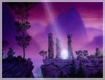 Colonnes de Rayons