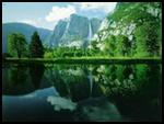 Le lac aux milles reflets