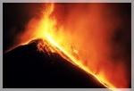 Le volcan en fureur