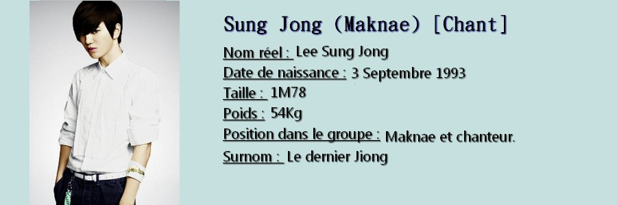 (Présentation) INFNITE ∞ Sung_j10