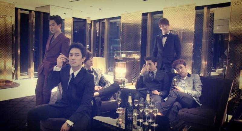 (Présentation) Shinhwa ( 신화 ) Tumblr69
