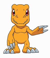 Digimon: Digital Monsters Agumon10