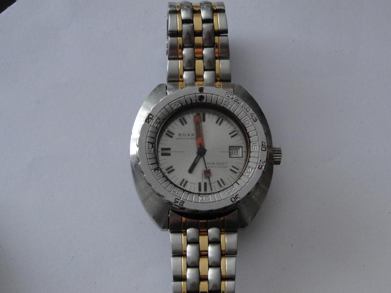 montres de + de 1000 euros Doxa10