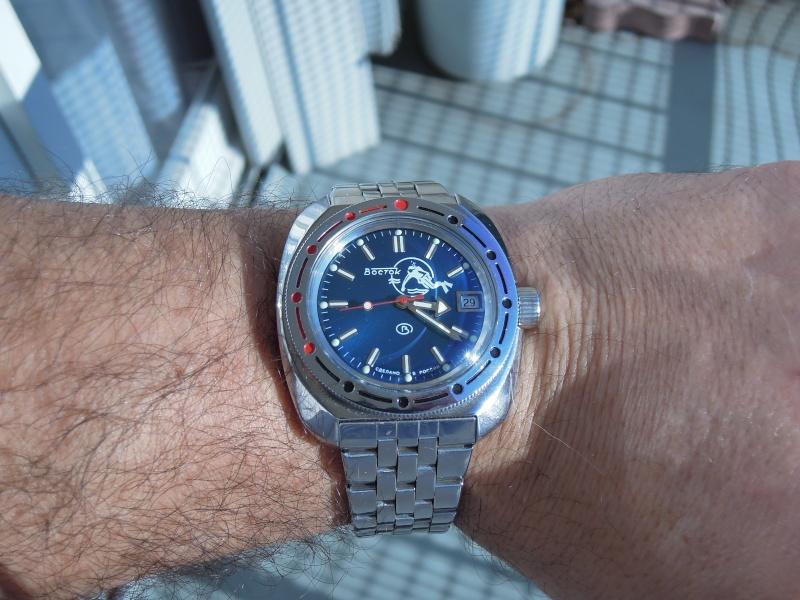 Photo vostock plongeuse noir sur bracelet seiko Dscn0023