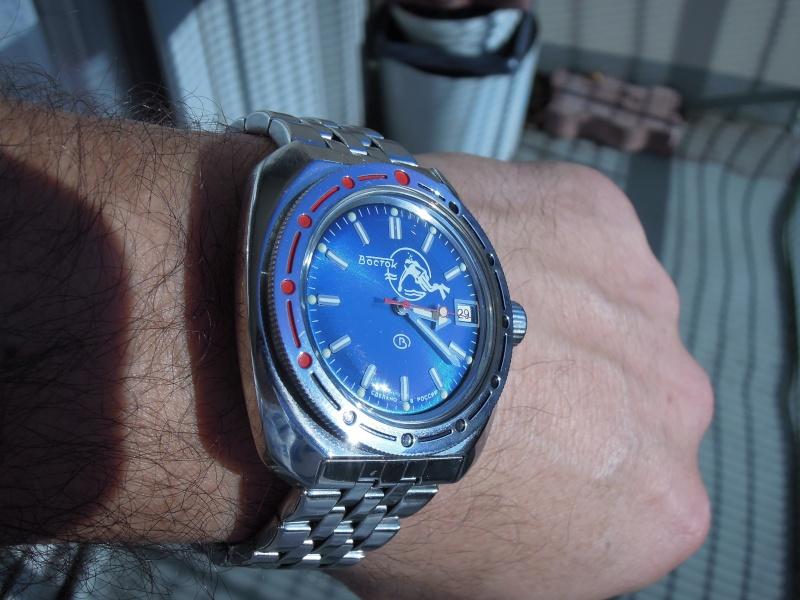 Photo vostock plongeuse noir sur bracelet seiko Dscn0024