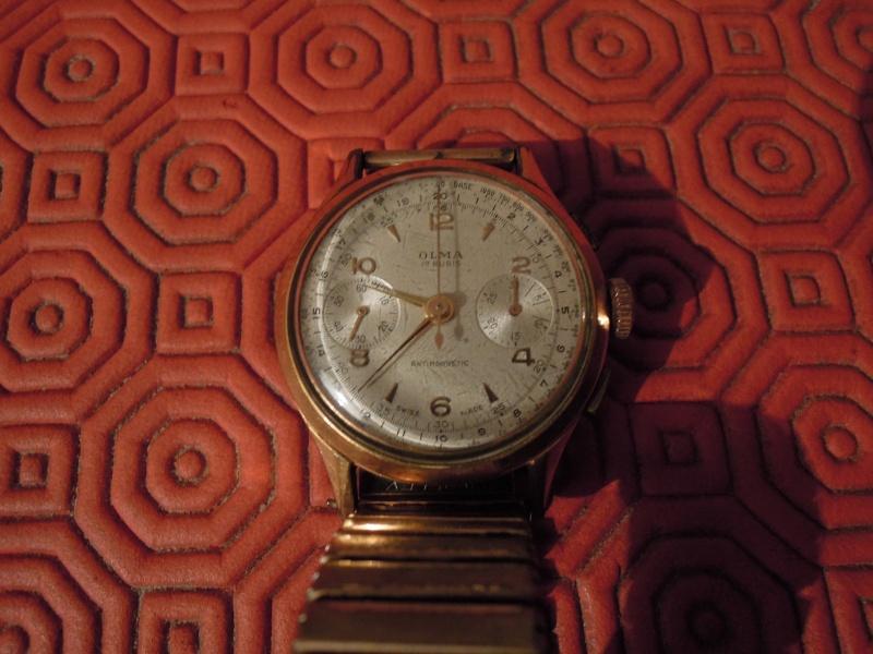 OLMA le chrono de mon grand-pere Dscn0218