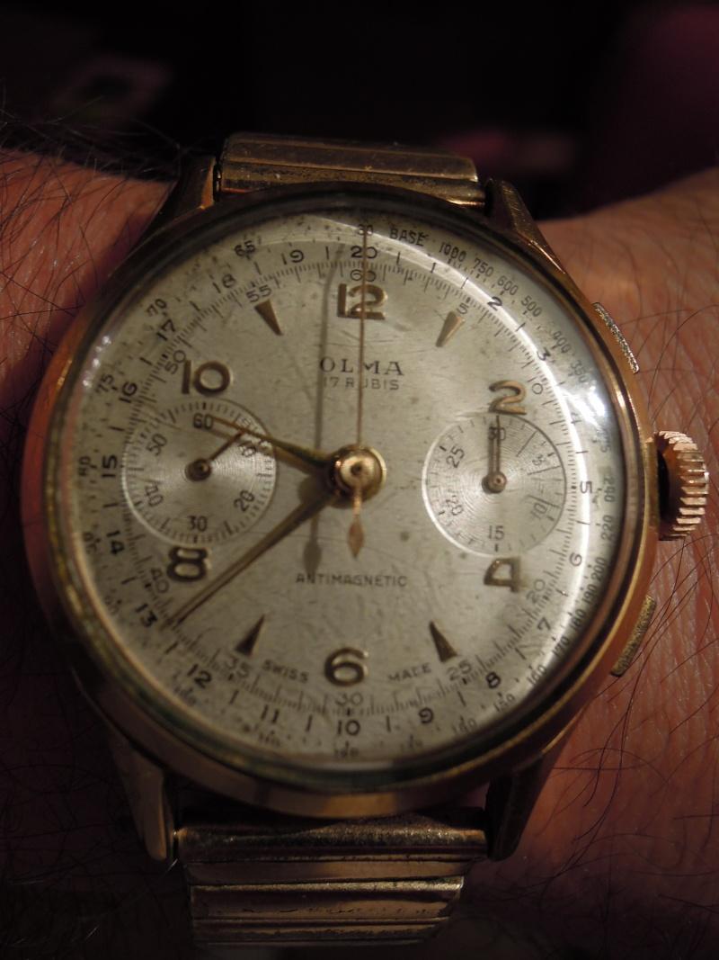 OLMA le chrono de mon grand-pere Dscn0219