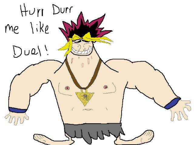 The ideal Yugi. Borisl10