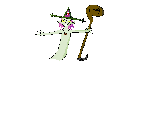 Grelith the Witch Ghost Grelit10