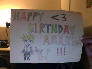 Happy Birthday Amanda Happyb10