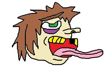 HawHaw Face Hawhaw12