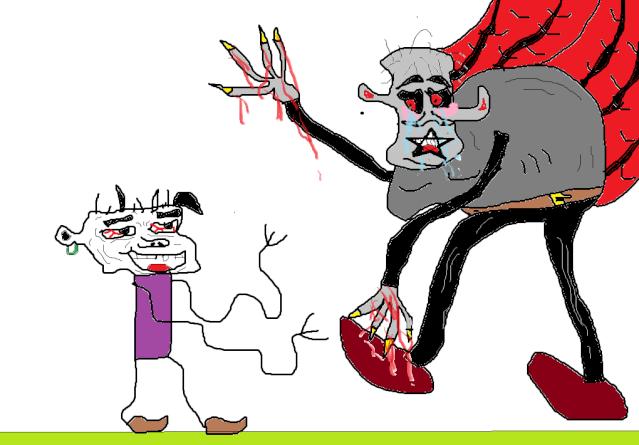 PigTroll vs The Boogeyman Pigtro17