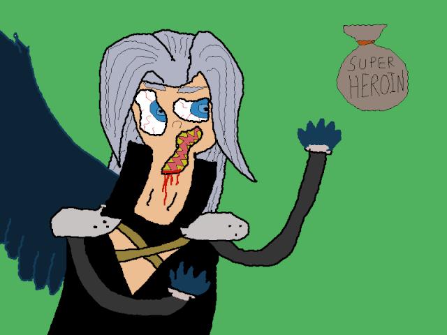 Sephiroth wants something Sephir11