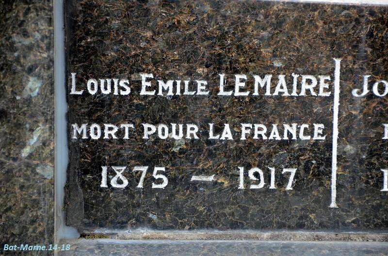 Le cimetière communal de Loivre (1ère partie) 1014