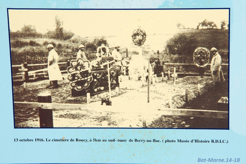 La Nécropole Nationale de Berry-au-Bac 1019