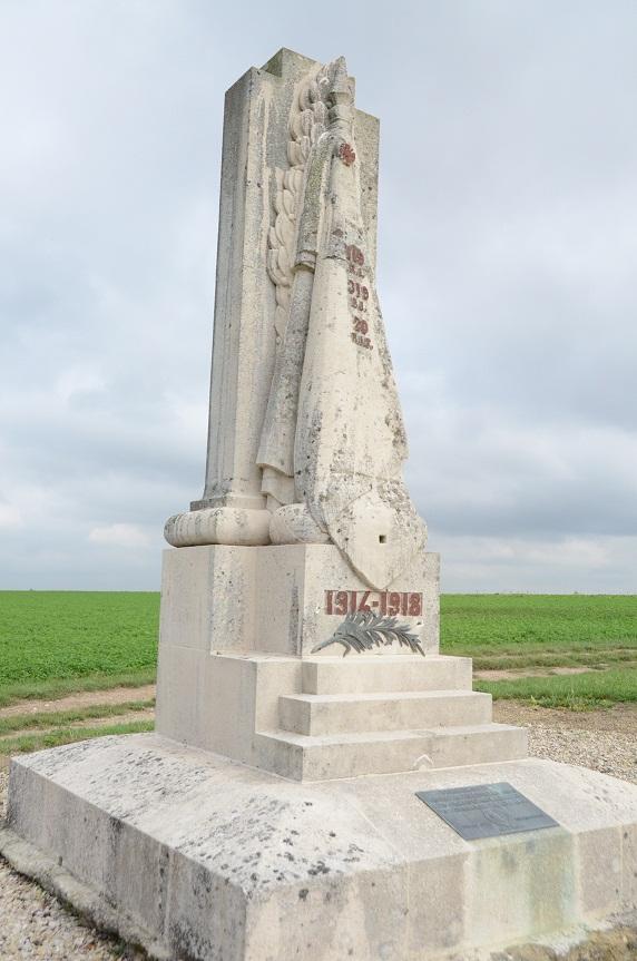 Le monument au 119e RI en photos 119e-211