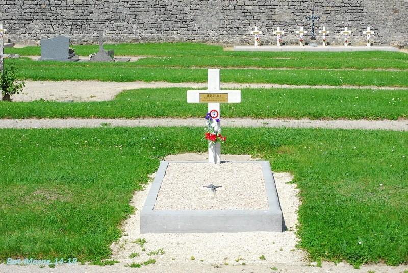 Le cimetière communal de Cormicy (51)  1e partie 121