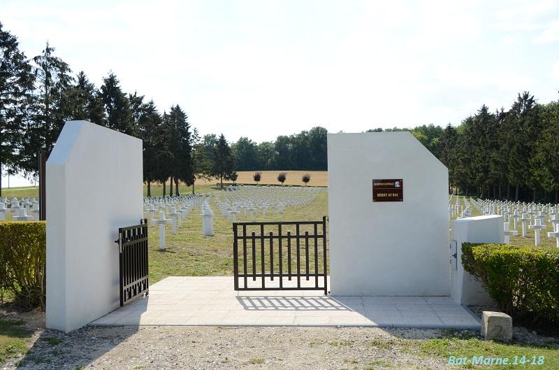 La Nécropole Nationale de Berry-au-Bac 122