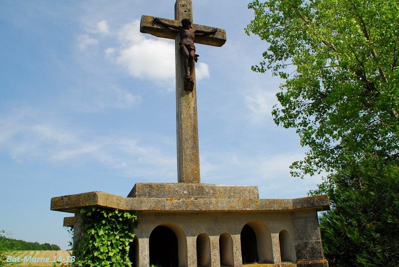 St Rigobert: Sa chapelle à Gernicourt et la légende de son oie 1313