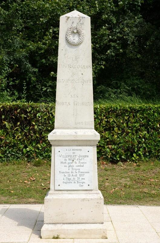 la Nécropole Nationale d'Oeuilly (02) - 1ère partie 1316