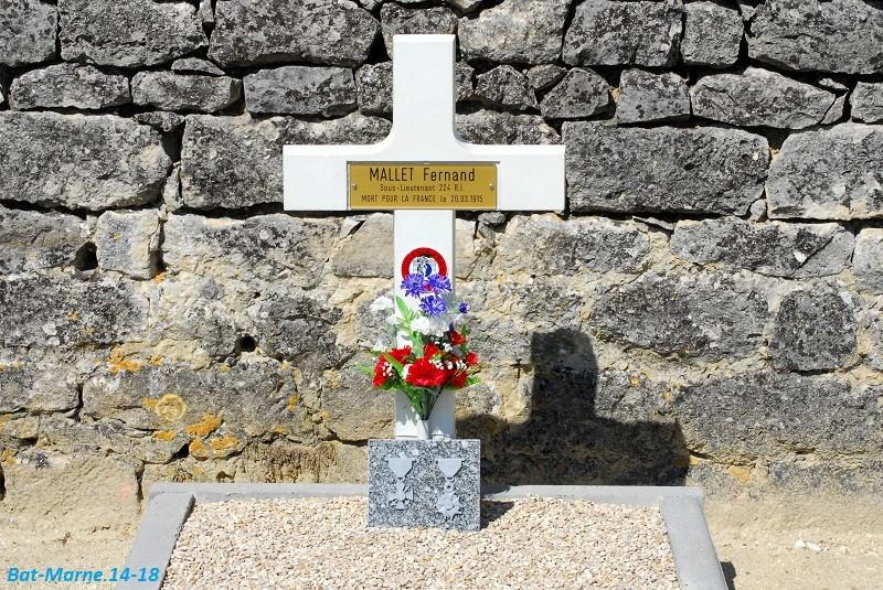 Le cimetière communal de Cormicy (51)  1e partie 1413