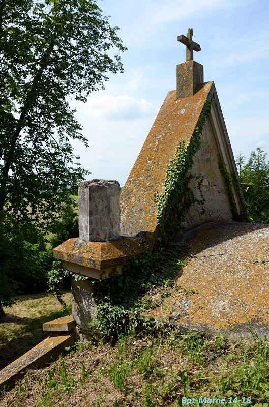 St Rigobert: Sa chapelle à Gernicourt et la légende de son oie 1613