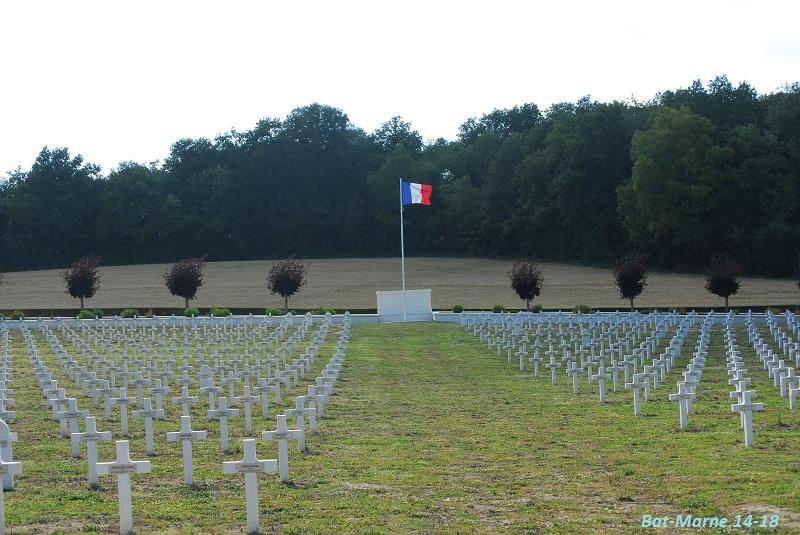 La Nécropole Nationale de Berry-au-Bac 1614